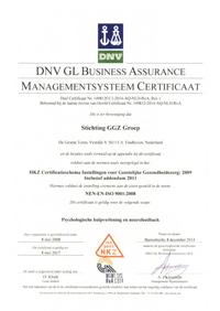 hkz certificaat-1 ggz groep